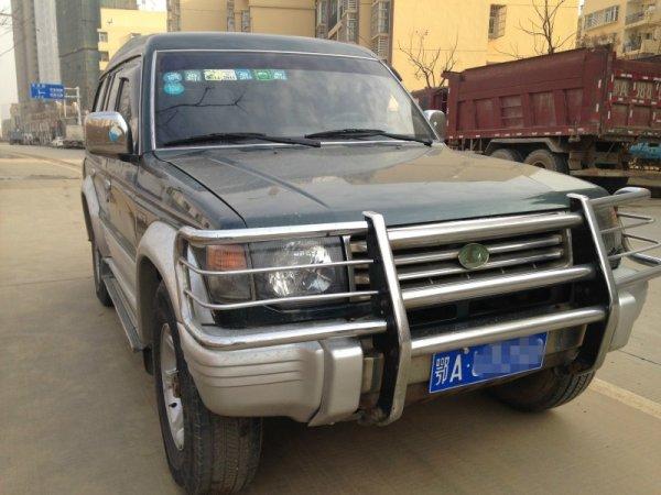 【武汉市】猎豹汽车 黑金刚 2006款 2.4l 手动四驱