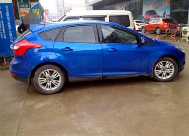 【苏州市】福特 新福克斯两厢 2012款 1.6l 手动舒适型