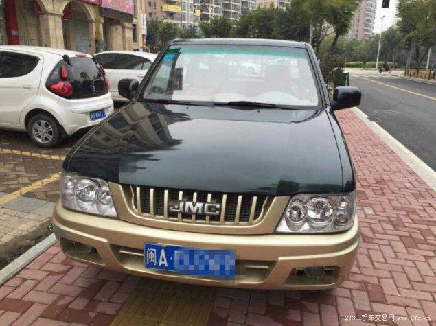 【福州市】江铃 宝典 2009款 2.8t 两驱柴油gl