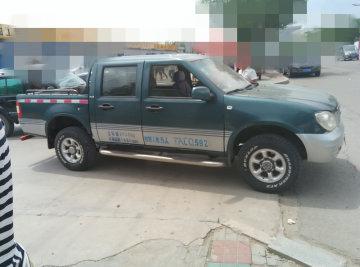 【银川市】猎豹汽车 飞扬皮卡 2010款 2.2l 四驱版
