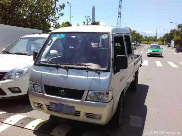 【九江市】福田 风景 2010款 2590汽油