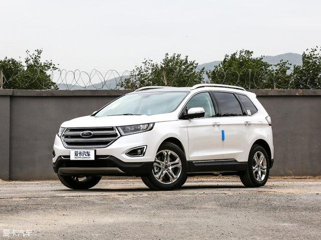 长安福特三款SUV增新车型 售9.48万元起高清图片