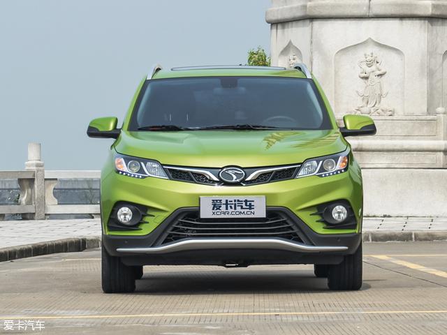 东南DX3采用了具有东南汽车-不只颜值高 东南DX3 比亚迪元对比点评高清图片