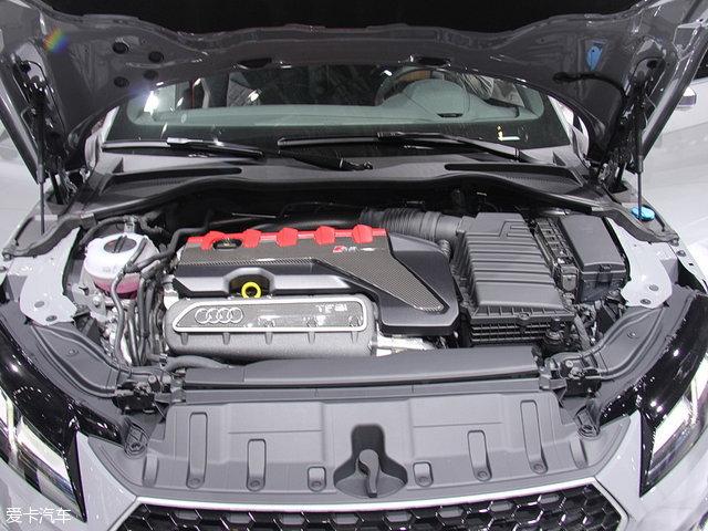 奥迪RS2016款奥迪TT RS