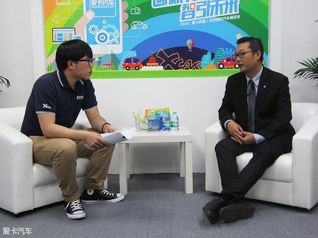 爱卡专访:东风雷诺汽车有限公司市场销售部部长助理瞿