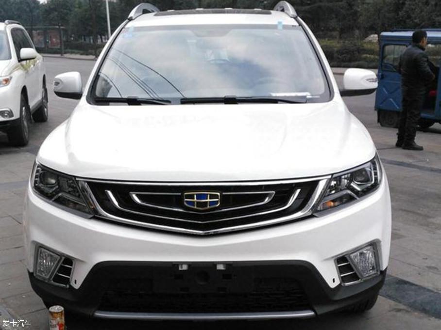 日前,国内媒体曝光了一组吉利新款GX7谍照,新车在外观和内饰上变化较大,采用了家族最新的设计风格,动力上将继续搭载1.8L自然吸气发动机。