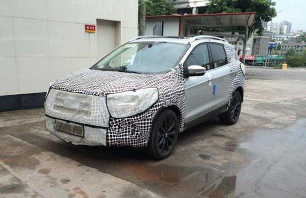 长安福特新款翼虎 荣威全新SUV高清图片