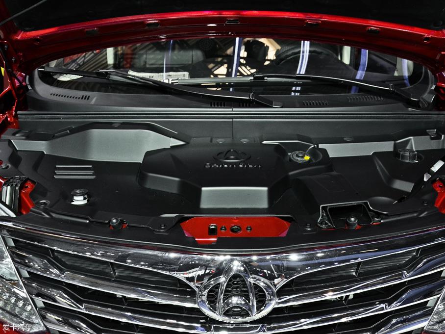 长安全新MPV睿行S50发布 将于10月上市