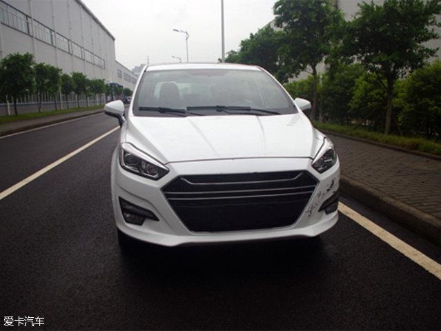 力帆轩朗将广州车展首发 2017年3月上市