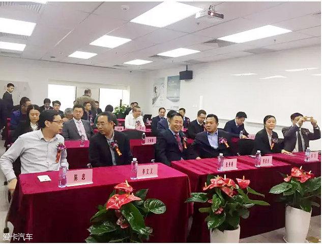 入北京CBD 华泰汽车金融获新发展机遇高清图片