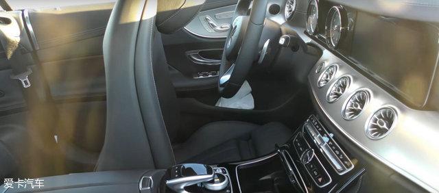 奔驰新E级Coupe详细信息 将推出AMG版本