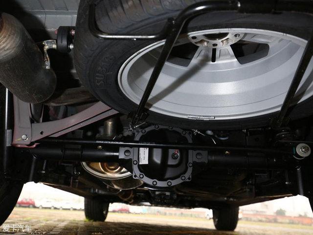 长安欧尚CX70T实车图曝光 搭1.5T发动机