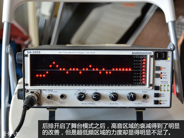 MKX音响测试