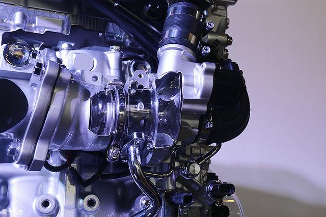 丰田1.2t发动机 规避碰撞辅助