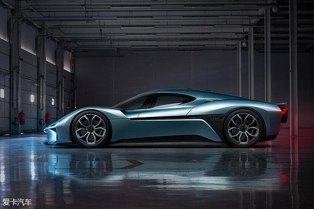 蔚来发布最强电动跑车EP9