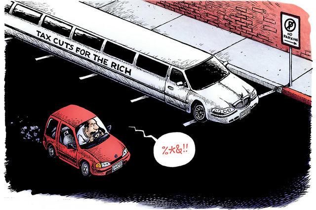 limo车该停哪儿?