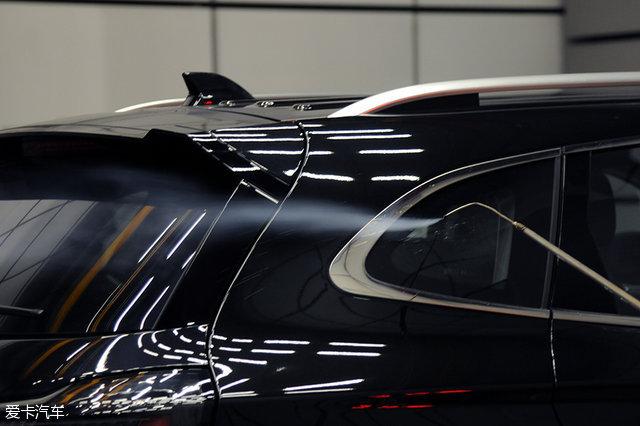 江淮瑞风S7外观造型的空气动力学高清图片
