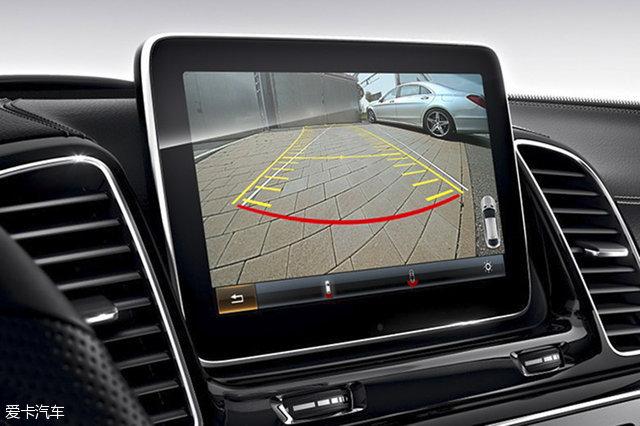 奔驰GLE;奔驰GLE技术解析;GLE;奔驰SUV